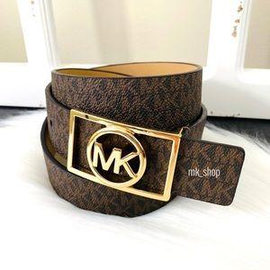 Michael Kors Women's Belt Medium